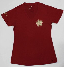 Rosso StyleLab ロッソ スタイルラボ Tシャツ ミリタリースター レディース サイズ:M