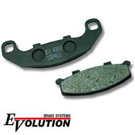 RISE CORPORATION ライズコーポレーション ブレーキパッド・シュー EV-430D ブレーキパッド