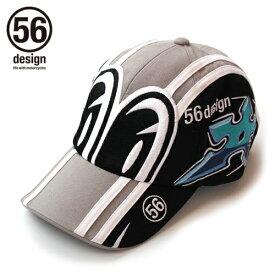 56design 56デザイン MEDAMA Cap [目玉 キャップ]