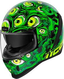 ICON アイコン フルフェイスヘルメット HELMET AIRFORM ILLUMINATUS エアーフォーム イルミネイタス ヘルメット サイズ:MD