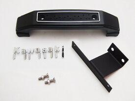 【在庫あり】DOREMI COLLECTION ドレミコレクション 汎用外装部品・ドレスアップパーツ フォークカバーエンブレム kawasaki カラー:ブラック 文字タイプ:小文字(Kawasaki) Z900RS