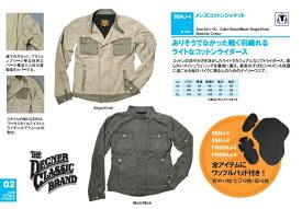 DEGNER デグナー ライディングジャケット コットンジャケット サイズ:M