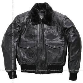 DEGNER デグナー レザージャケット ヴィンテージフライトジャケット サイズ:M