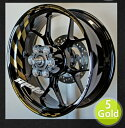【在庫あり】MOTOINKZ モトインクズ ステッカー・デカール GPレーシングホイール・リムステッカー1(GP Racing Wheel S…