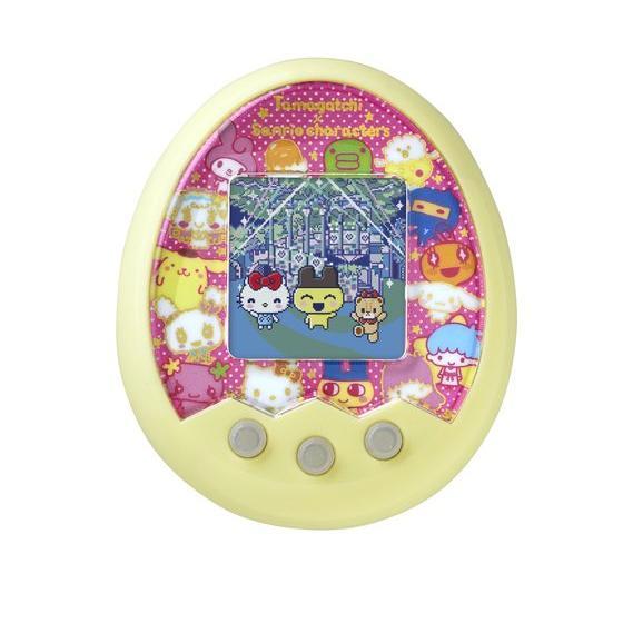 【送料無料(定形外郵便)】 Tamagotchi m!x サンリオキャラクターズ m!x ver. 【ラッピング不可】【Foreign credit cards can not be】
