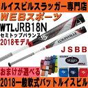 2018ルイスビル ニュートロン 一般軟式用【おまけ付】WTLJRB18N(JRB17N後継)