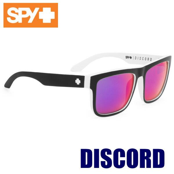 スパイ SPY サングラス メンズ THE DISCORD ホワイトウォール /グレーブルースペクトラ ディスコード【w18】