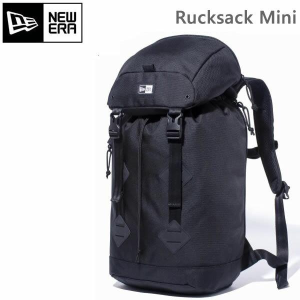 ニューエラ リュック NEWERA Rucksack Mini ラックサック ミニ ブラック/11404173【w13】