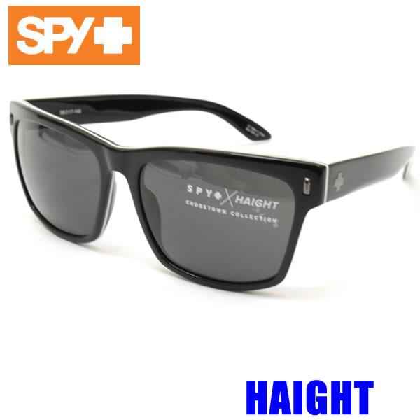 スパイ spy サングラス HAIGHT 3PLYブラック ・グレー ハイト 673026038129【w55】
