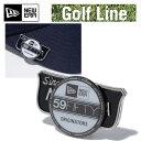 NEW ERA ニューエラ ゴルフ Basic Marker VISOR STICKER オールドロゴ シルバーブラック 11783299 ハットクリッ…