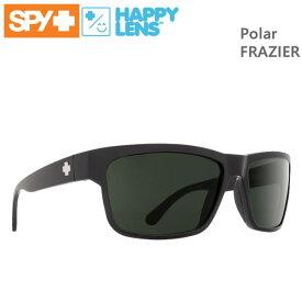 fe45d5614d805 SPY サングラス FRAZIER BLACK Happy Grey Green Polar 偏光・ハッピーレンズ 673176038864