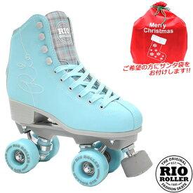 RIO ROLLER クワッドスケート SIGNATURE Blue RIO280/285 ローラースケート 【smtb-k】[%OFF]【楽ギフ_包装】【w49】