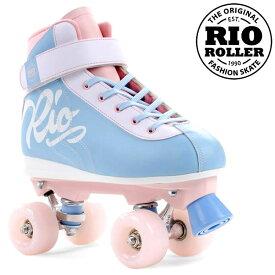 RIO ROLLER クワッドスケート MILKSHAKE Cotton-Candy RIO130 ローラースケート 【smtb-k】[%OFF]【楽ギフ_包装】【w49】