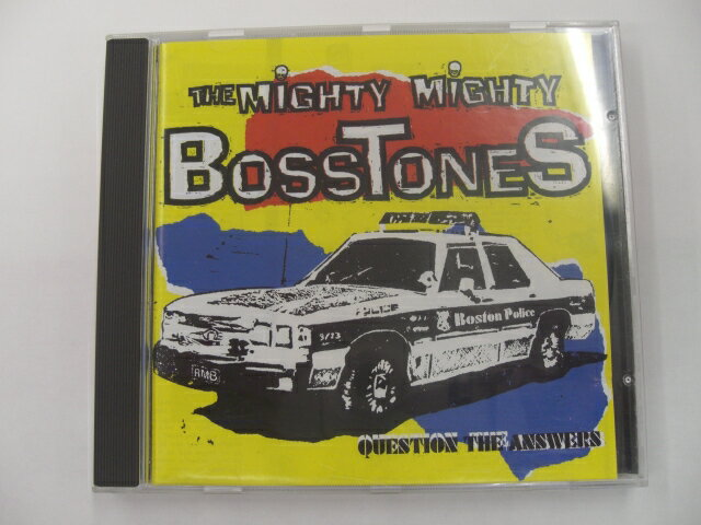 【CD】HTE Mighty Mighty Bosstones / Question The Answers 【中古】afb