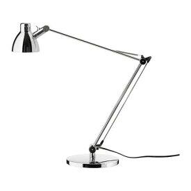【IKEA/イケア/通販】 ANTIFONI アンティフォニー ワークランプ, ニッケルメッキ(c)(00304742)[C]