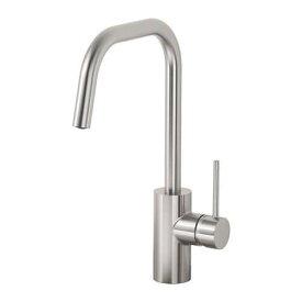 【IKEA/イケア/通販】 ÄLMAREN エルマーレン キッチン混合栓, ステンレスカラー(a)(70341642)