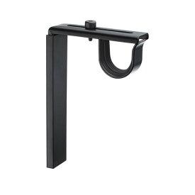 【IKEA/イケア/通販】 BETYDLIG ベティードリグ 壁/天井用ブラケット, ブラック(c)(80217227)