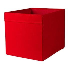 【IKEA/イケア/通販】 DRÖNA ドローナ ボックス, レッド(c)(60263593)