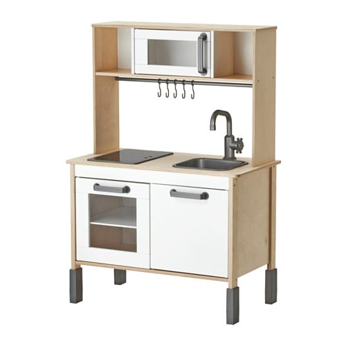 【IKEA/イケア/通販】 ■ DUKTIG ■ ドゥクティグ おままごとキッチン【12/18までのご注文・お支払いで12/23までにお届けします】(d)(40319973)