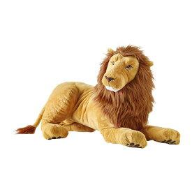 【IKEA/イケア/通販】 DJUNGELSKOG ジュンゲルスコグ ソフトトイ, ライオン(e)(60402834)