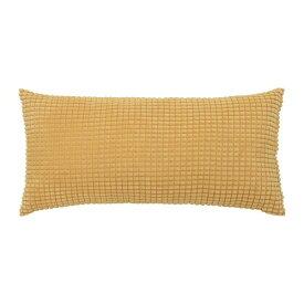 【IKEA/イケア/通販】 GULLKLOCKA グルクロッカ クッション, イエロー(e)(00428224)