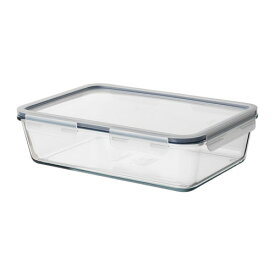 【IKEA/イケア/通販】 IKEA 365+ 保存容器 ふた付き, 長方形, ガラス プラスチック(a)(S09276792)