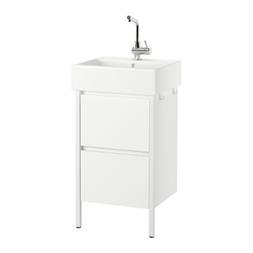 【IKEA/イケア/通販】 YDDINGEN 洗面台(引き出し×2), ホワイト(a)(S69186656)