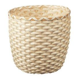 【IKEA/イケア/通販】 KAFFEBÖNA カフェボーナ 鉢カバー, 竹(a)(60428768)