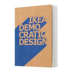 【IKEA/イケア/通販】 IKEA DEMOCRATIC DESIGN 本(a)(50406837)