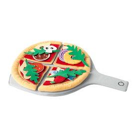 【IKEA/イケア/通販】 DUKTIG ドゥクティグ ピザ 24点セット, ピザ, マルチカラー(e)(00427818)