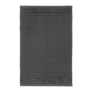 【IKEA/イケア/通販】 ALSTERN アルステルン バスマット, ダークグレー(a)(30439363)