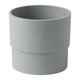 【IKEA/イケア/通販】 NYPON ニーポン 鉢カバー, 室内/屋外用 グレー(a)(10395614)