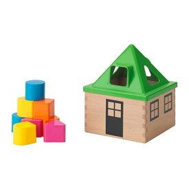 【IKEA/イケア/通販】 MULA ムーラ パズルボックス, マルチカラー(f)(90294890)[A]