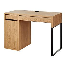 【IKEA/イケア/通販】 MICKE ミッケ デスク, オーク調(d)(20395053)