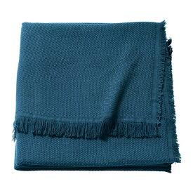 【IKEA/イケア/通販】 ODDRUN オッドルン ひざ掛け, ブルー(c)(10395794)