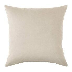【IKEA/イケア/通販】 SANELA サネーラ クッションカバー(※カバーのみの商品です), ライトベージュ(e)(50321032)