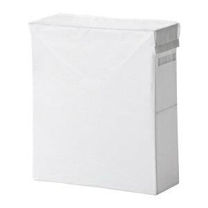 【IKEA/イケア/通販】 SKUBB スクッブ ランドリーバッグ スタンド付き, ホワイト(e)(10224047)