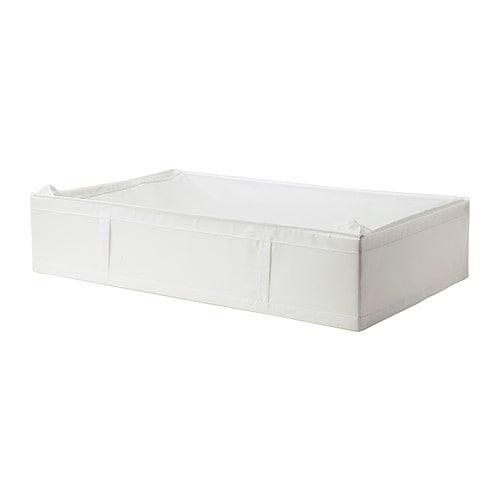 【IKEA/イケア/通販】 SKUBB スクッブ 収納ケース, ホワイト(c)(90290359)