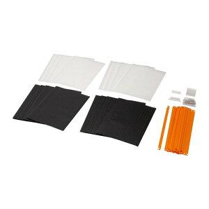 【IKEA/イケア/通販】 SUMMERA スメーラ ハンギングフォルダー, 模様入り/16 ピース(e)(00252267)