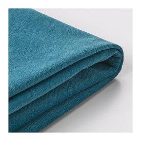 【IKEA/イケア/通販】 STOCKSUND ストックスンド カバー(※本体は付属しません。カバーのみの商品です) 2人掛けソファ用, ジュンゲン ブルー(a)(30319742)