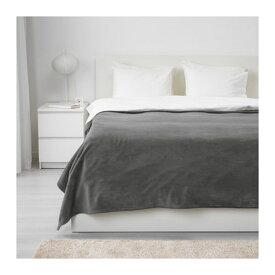 【IKEA/イケア/通販】 TRATTVIVA トラットヴィーヴァ ベッドカバー(※本体は付属しません。カバーのみの商品です), グレー(d)(70384052)