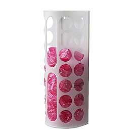 【IKEA/イケア/通販】 VARIERA ヴァリエラ プラスチック袋ディスペンサー, ホワイト(f)(10136512)