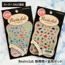 Resin Club(レジンクラブ)熱帯魚+金魚 セット【楽天スーパーSALE限定】