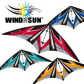 凧 カイト スポーツカイト WINDNSUN EZスポーツ70 2ステップ 凧揚げ 凧あげ お正月