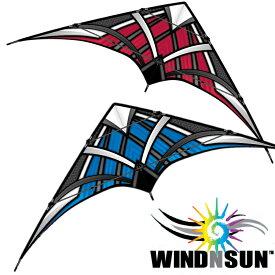 凧 カイト スポーツカイト WINDNSUN NK93 オールラウンドモデル ナオ木原 凧揚げ 凧あげ お正月