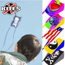 凧 カイト XKITES SuperSled スーパースレッド 組み立て不要 簡単 ワンコイン