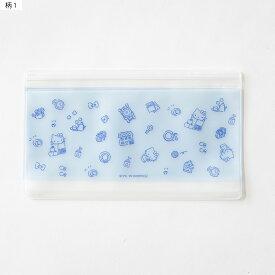 サンリオ抗菌ジッパーバッグ サンリオ マスクケース ポーチ レディース マスクポーチ マスク入れ 抗菌 ギフト WEGO ウィゴー