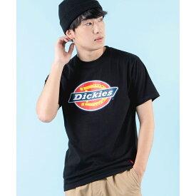 ディッキーズロゴTシャツ Dickies tシャツ レディース メンズ ユニセックス トップス 半袖 ロゴ プリントTシャツ ブランド WEGO ウィゴー