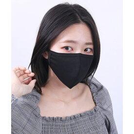 接触冷感マスク マスク 洗える レディース 洗えるマスク ファッションマスク 冷感 夏 冷感マスク WEGO ウィゴー