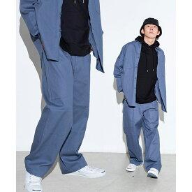 SKATERSパンツ パンツ メンズ レディース ユニセックス ワイドパンツ ボトムス ボトム ワイドボトム ストリート WEGO ウィゴー
